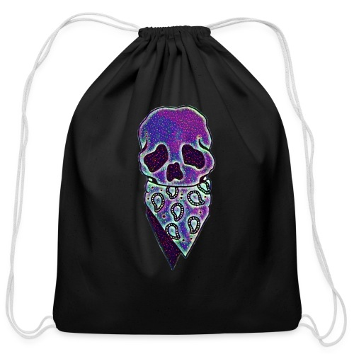 Skulldana - Cotton Drawstring Bag