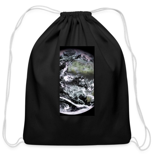 Earth - Cotton Drawstring Bag