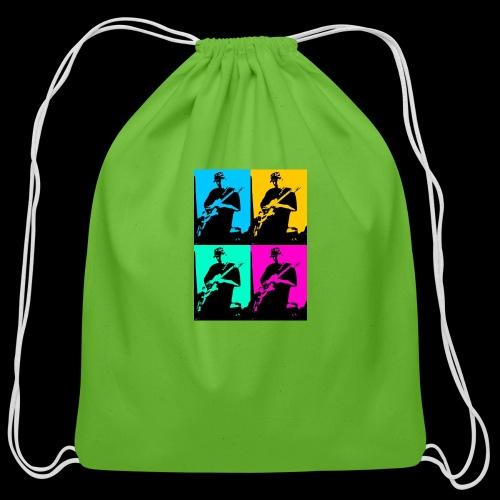 LGBT Support - Cotton Drawstring Bag
