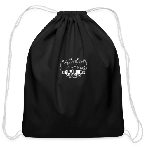 SingleVolunteers - Cotton Drawstring Bag