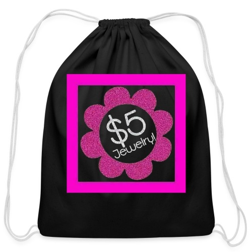 Jewelry $5 - Cotton Drawstring Bag