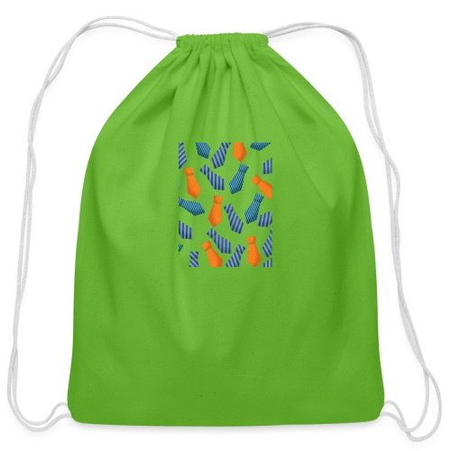 HAPPY FATHERS DAY - Cotton Drawstring Bag