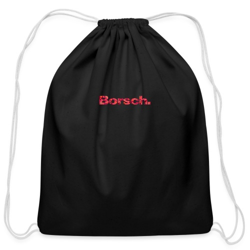 Borsch - Cotton Drawstring Bag