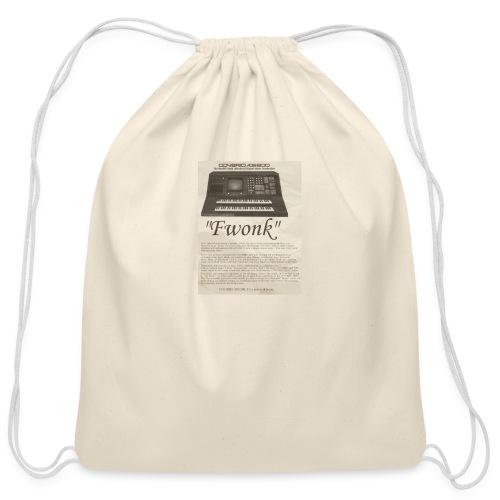 fwonk - Cotton Drawstring Bag