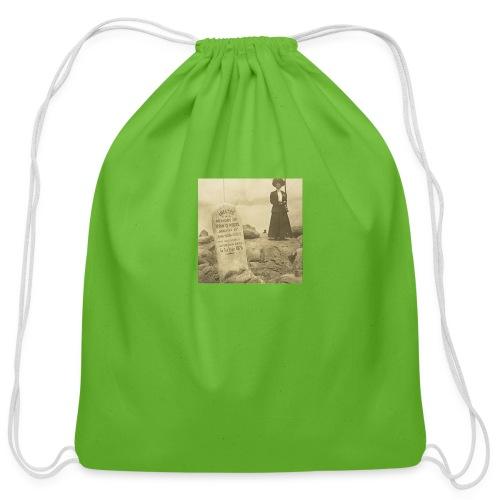 Mountain Rats - Cotton Drawstring Bag