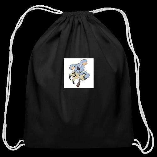 NeVeREnDiNg - Cotton Drawstring Bag
