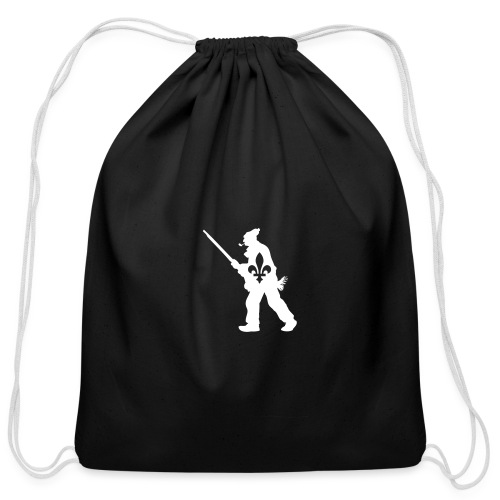 Patriote 1837 Québec - Cotton Drawstring Bag
