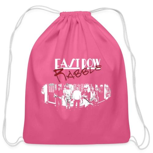 Phoenix Front - Cotton Drawstring Bag