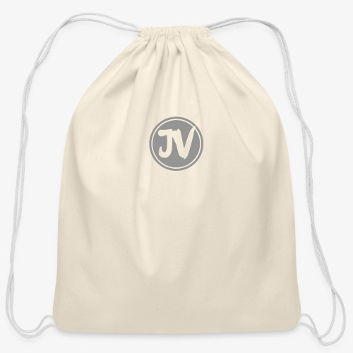 My logo for channel - Cotton Drawstring Bag