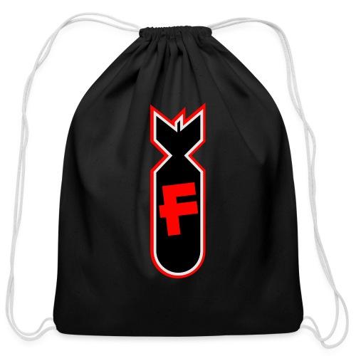 Character Crusade Fbomb - Cotton Drawstring Bag