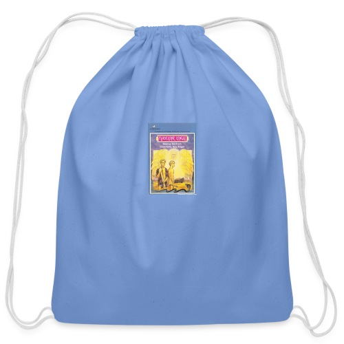 Gay Angel - Cotton Drawstring Bag