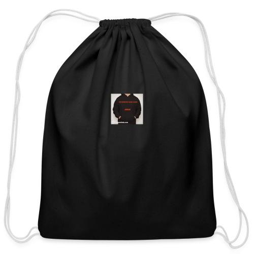 SHIRT - Cotton Drawstring Bag