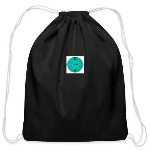 Logo - Cotton Drawstring Bag