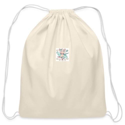 lit - Cotton Drawstring Bag