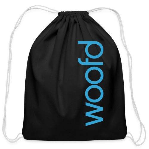 woofd - Cotton Drawstring Bag