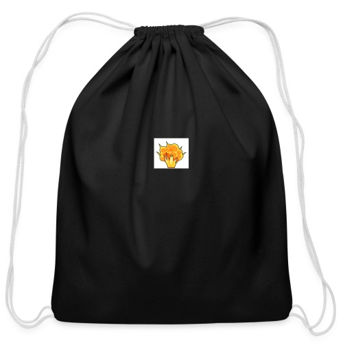 Boom Baby - Cotton Drawstring Bag
