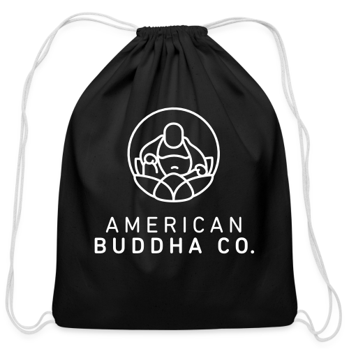 AMERICAN BUDDHA CO. ORIGINAL - Cotton Drawstring Bag