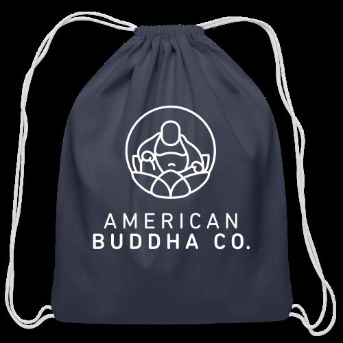 AMERICAN BUDDHA CO. ORIGINAL - Cotton Drawstring Bag