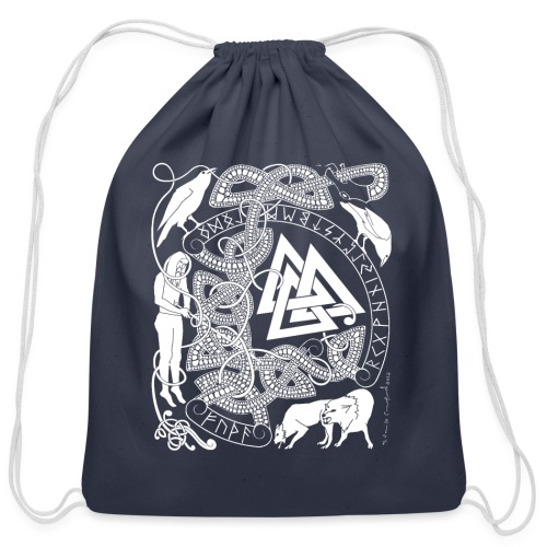 Woden - Cotton Drawstring Bag