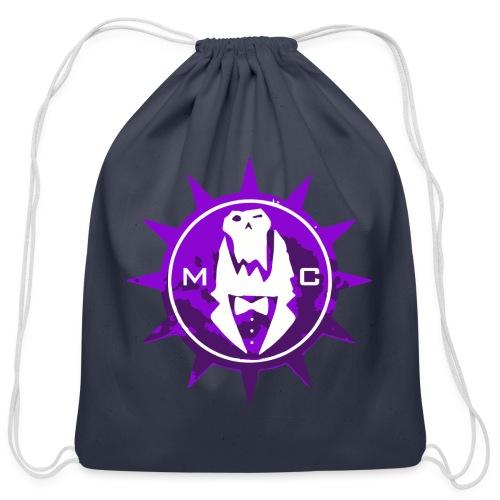 Vector MC Logo 2 colors V2 - Cotton Drawstring Bag