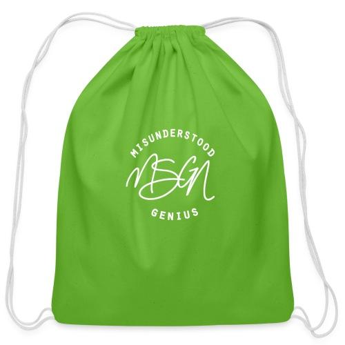 MSGN Logo - Cotton Drawstring Bag