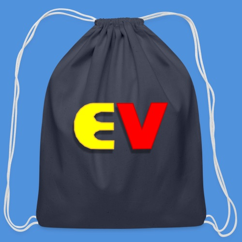 Entoro Vace Logo - Cotton Drawstring Bag
