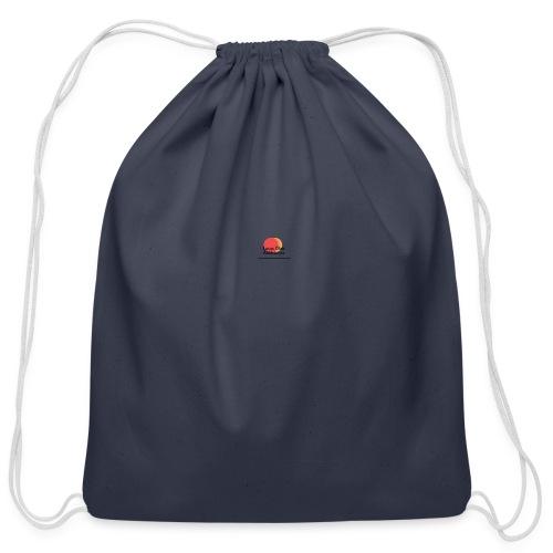 logo for lucas - Cotton Drawstring Bag