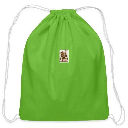 BB - Cotton Drawstring Bag