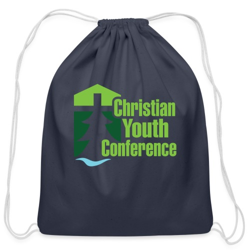 CYC Logo - Cotton Drawstring Bag