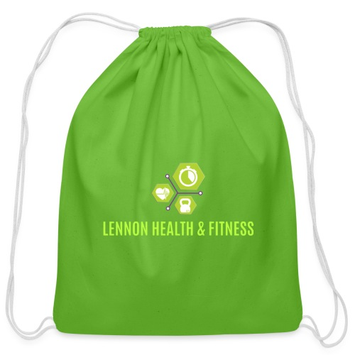 LHF collection 2 - Cotton Drawstring Bag