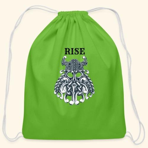 RISE CELTIC WARRIOR - Cotton Drawstring Bag