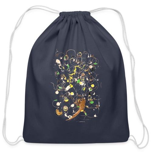 Nature - Cotton Drawstring Bag