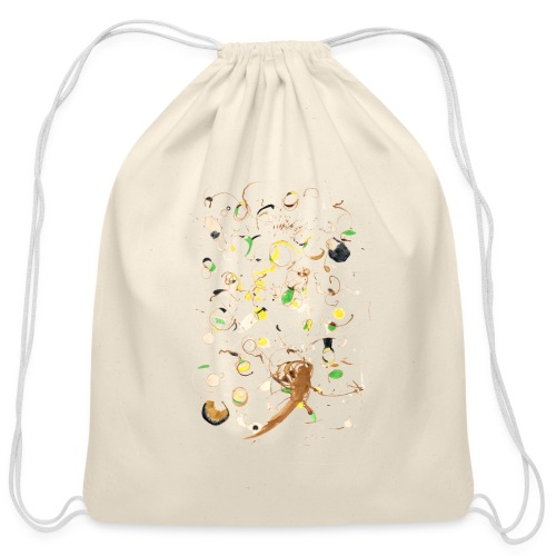 Nature - Cotton Drawstring Bag