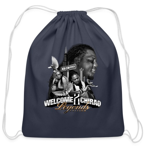 FBG Duck (Legends Collection) - Cotton Drawstring Bag