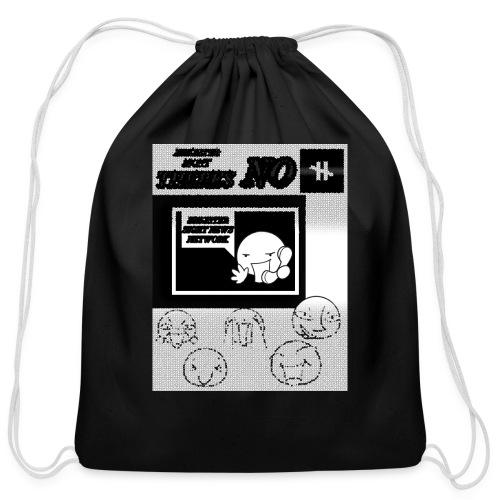 BRIGHTER SIGHT NEWS NETWORK - Cotton Drawstring Bag