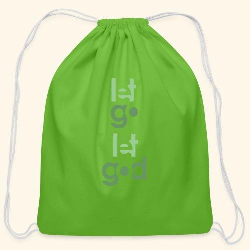 LGLG #9 - Cotton Drawstring Bag