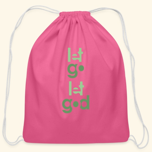 LGLG #9 - Cotton Drawstring Bag