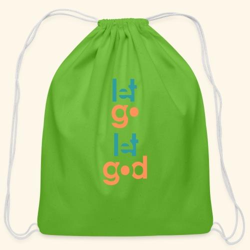 LGLG #8 - Cotton Drawstring Bag