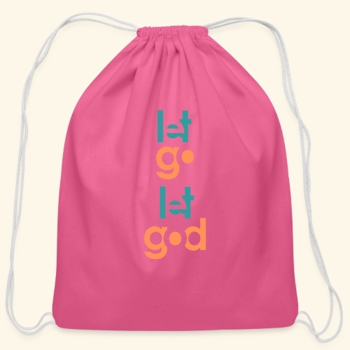 LGLG #8 - Cotton Drawstring Bag