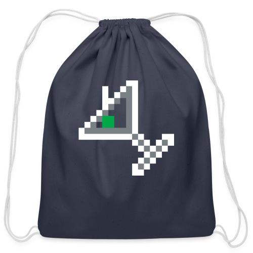 item martini - Cotton Drawstring Bag
