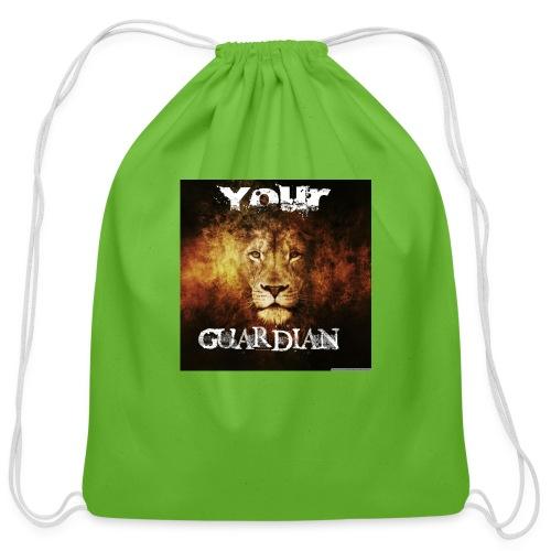your the next lion guardian!! - Cotton Drawstring Bag