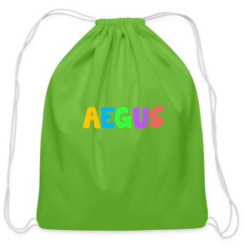 Aegus - Cotton Drawstring Bag