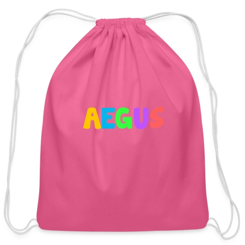 Aegus - Cotton Drawstring Bag