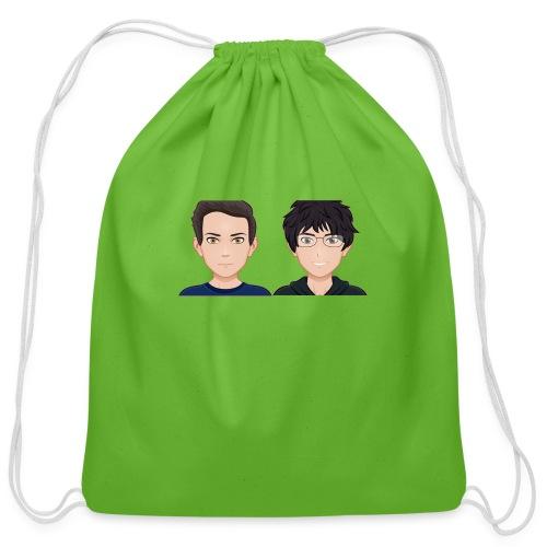 Sun-Both - Cotton Drawstring Bag