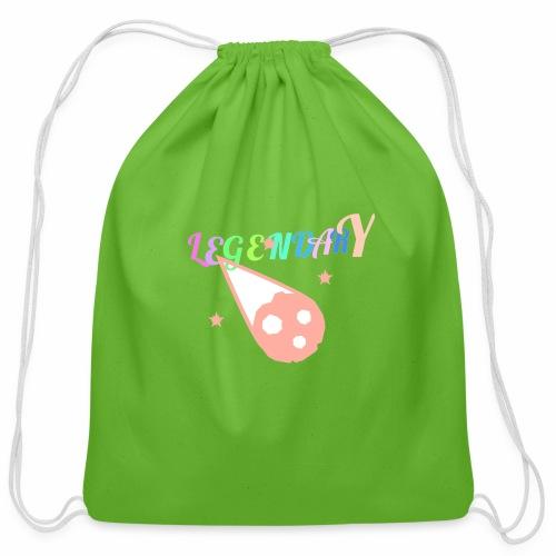 Legendary - Cotton Drawstring Bag