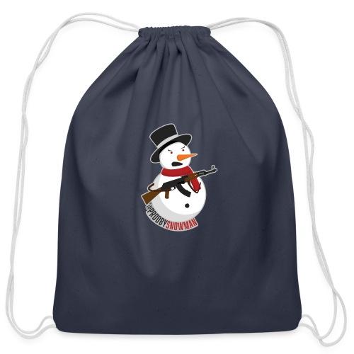 PRODBYSNOWMAN - Cotton Drawstring Bag