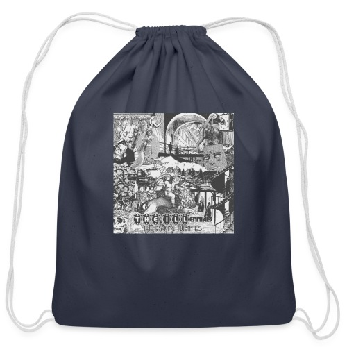 THE ILLennials - The Roaring Twenties - Cotton Drawstring Bag