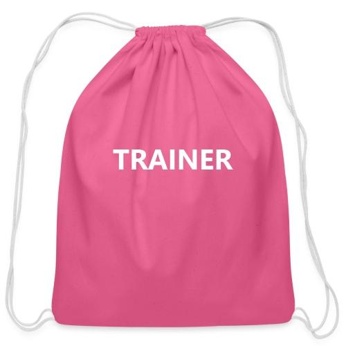 Trainer - Cotton Drawstring Bag