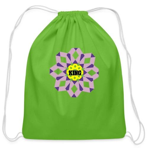 A big hugs!! - Cotton Drawstring Bag