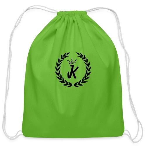 KVNGZ APPAREL - Cotton Drawstring Bag